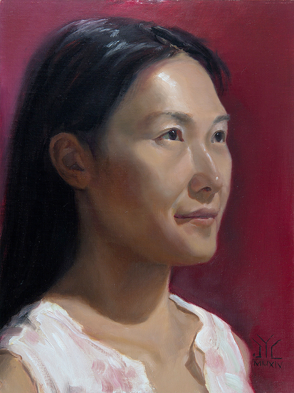 John Lynch – Portrait Painting