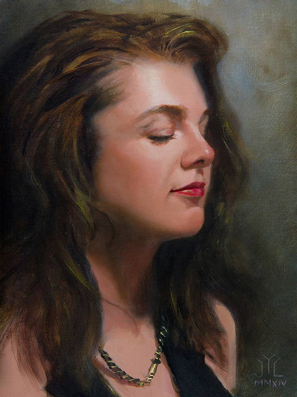John Lynch – Portrait Painting