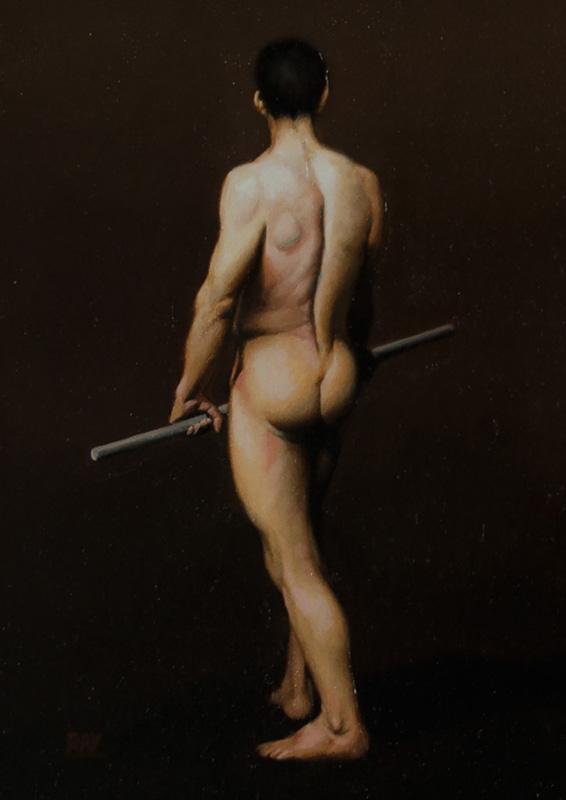 Alan Ray – Figure Painting