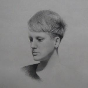 Portrait of Jen by Samira Javid