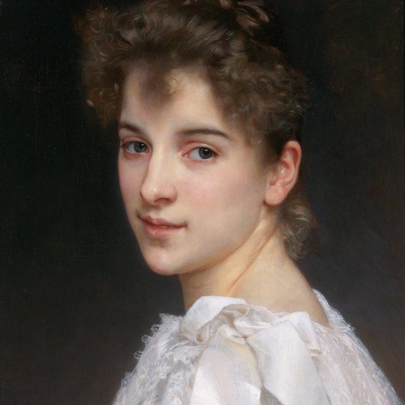 Bouguereau-Gabrielle