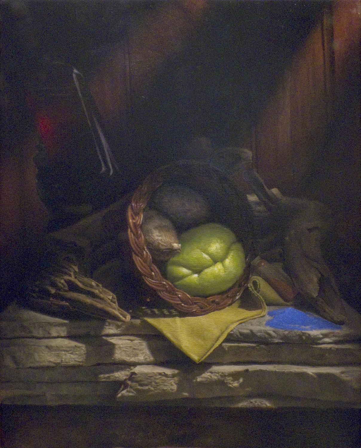 Realist Painting by Toronto Academy of Realist Art Based on 19th Century French Academies