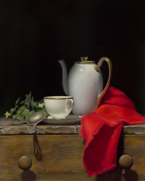 Lois Hunter - Tea Time