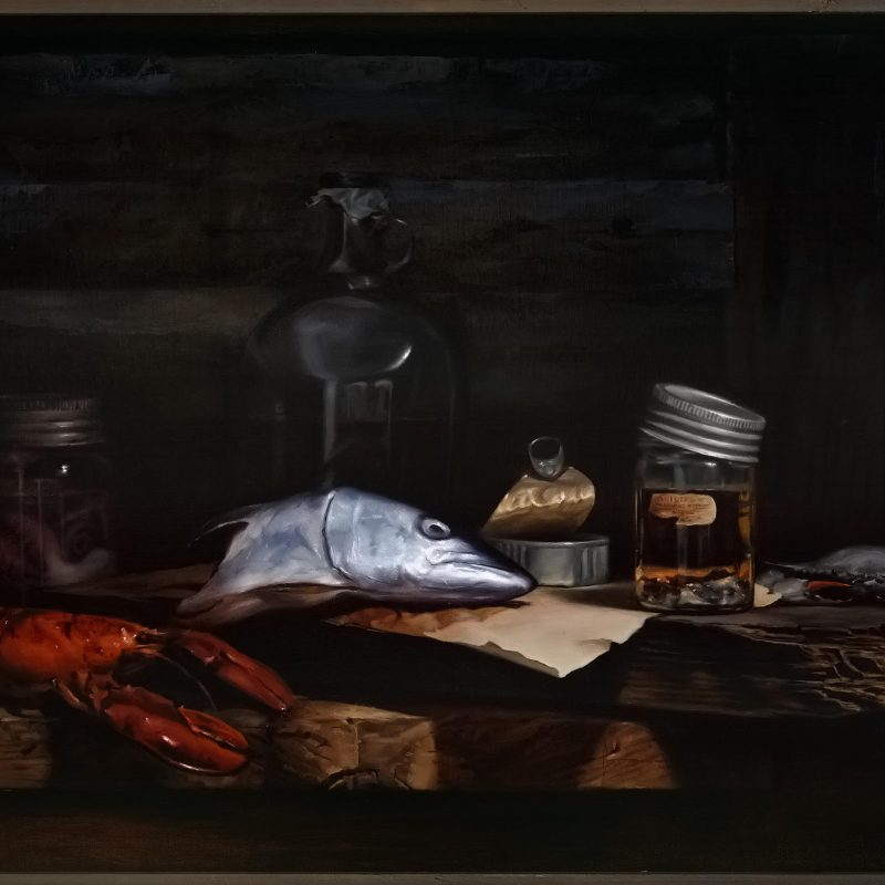 Still Life by Esteban Rodriguez
