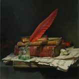 Classical Still Life Painting Oil on Canvas - Academy of Realist Art