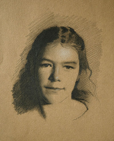 Classical Portrait Drawing - The Academy of Realist Art
