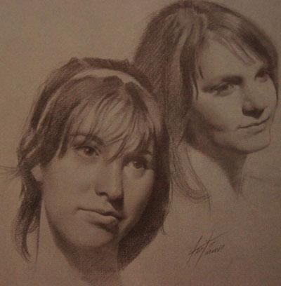 Drawing by Fernando Freitas
