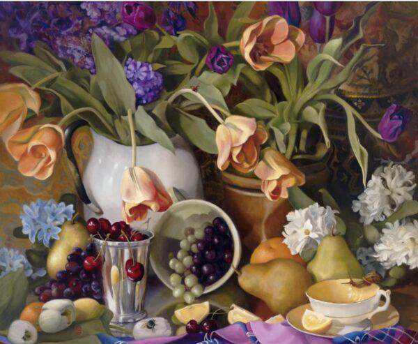 Margit Sampogna - A Snail's Pace