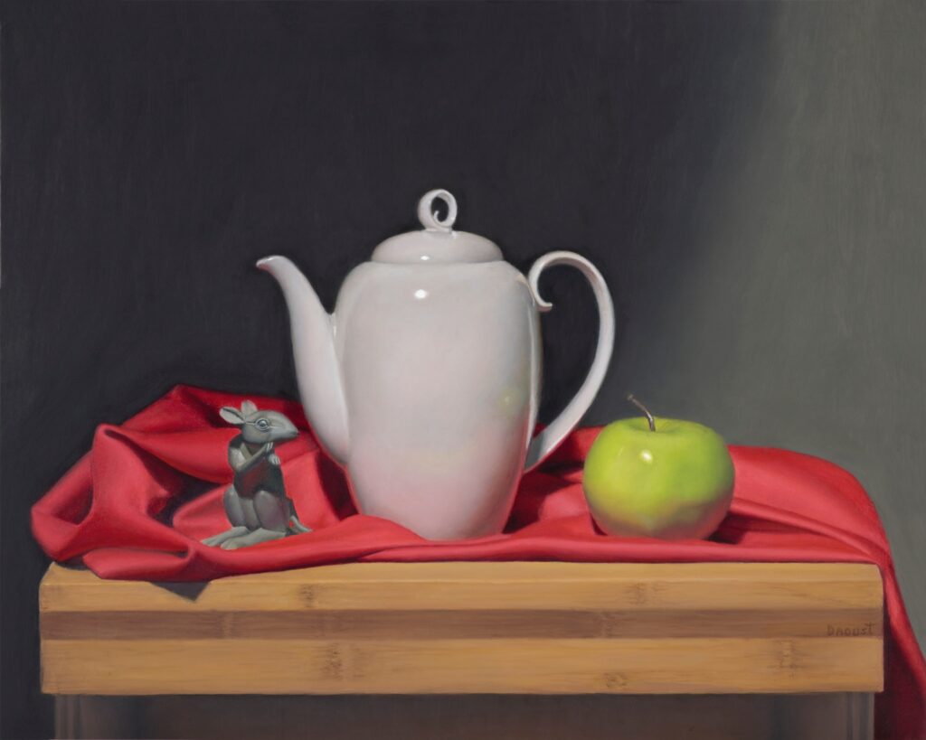 Louise Daoust - Tea Time