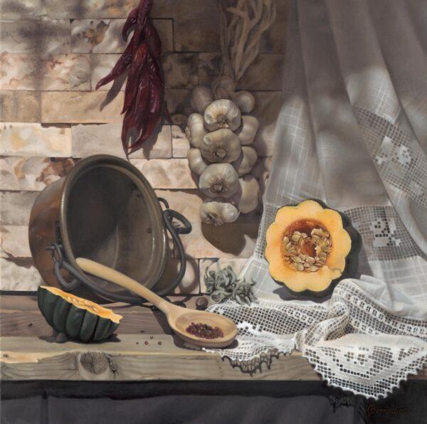 Bernadica Veselic - Sunny Harvest