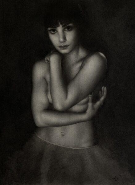 Maryna Nemynushcha - Shadowdancer
